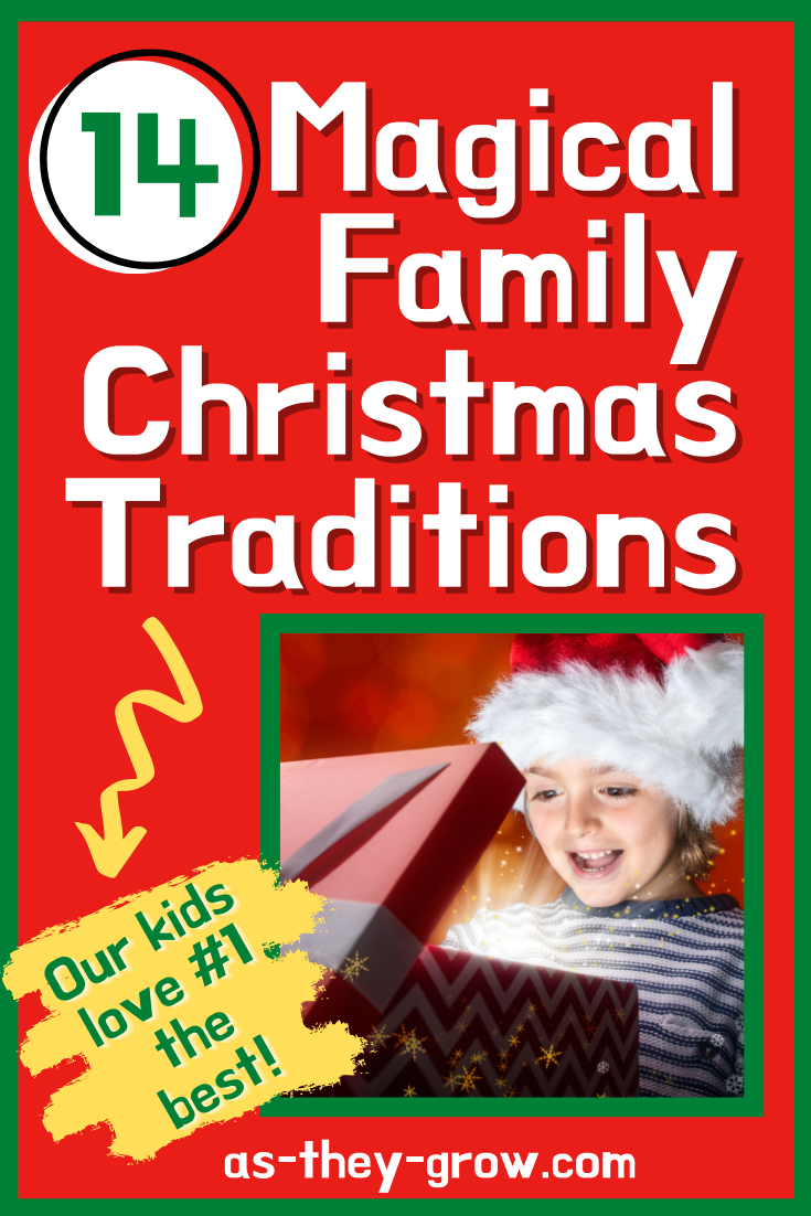 If you are looking for some memorable family Christmas traditions to introduce your kids to this year, then look no further. Bring some magic to your holiday season with these amazing ideas, which you will want to return to year after year! #christmastraditions, #familychristmastraditions, #familychristmas, #holidayseason